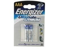 ENERGIZER LITHIUM AAA 2-PACK  L92BP-2