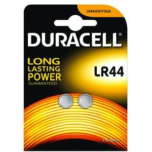 Duracell LR 44 2-pack