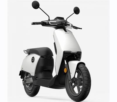 ELECTRIC SCOOTER SUPER SOCO CU-X 2788W DIVE LISENCE 50CC