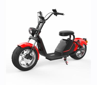 ELECTRIC SCOOTER HARLEY TECH 1500W HL1.5 WITH DRIVE LISENCE 50CC